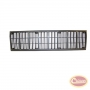 Cherokee Radiator Grille, Gray/Black