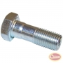 Brake Hose Inlet Bolt