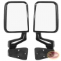 Door Mirror Kit (Black)